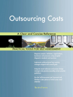 Outsourcing Costs A Clear and Concise Reference