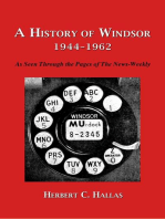 A History of Windsor 1944–1962