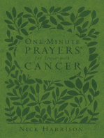 One-Minute Prayers® for Those with Cancer