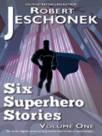 Six Superhero Stories Volume One