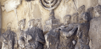 Catholic News Service's Hanukkah Tweet Shows Ancient Jewish Temple's Destruction