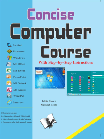 A Youngsters Guide: Computer and IT in nut-shell