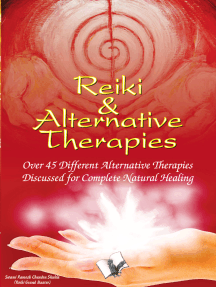 Reiki & Alternative Therapies: Healing with flowing hands without touching the patient