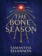 The Bone Season. Sezonul oaselor