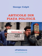 Articole de pe piata politica