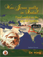 Was Jesus Really In India?