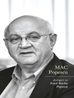 Dialoguri cu Emil Barbu Popescu