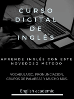Curso digital de inglés