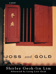 Joss and Gold: A Novel