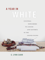 A Year in White