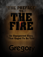 """""""The Preface"""" to The Fire"""