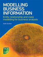 Modelling Business Information