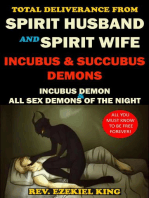 Total Deliverance From Spirit Husband and Spirit Wife, Incubus and Succubus Demons