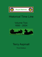 Royal Marines Historical Time Line. Volume Two Third Edition.