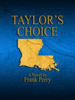 Taylor's Choice