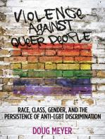 Violence against Queer People