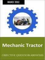 Mechanic Tractor