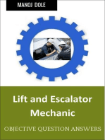 Lift and Escalator Mechanic