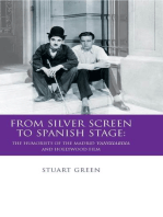 From Silver Screen to Spanish Stage: The Humorists of the Madrid Vanguardia and Hollywood Film