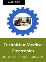 Technician Medical Electronics