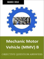 Mechanic Motor Vehicle B
