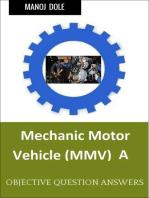 Mechanic Motor Vehicle A
