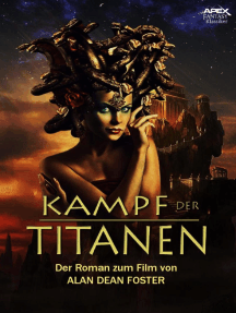 KAMPF DER TITANEN: Der Roman zum Film