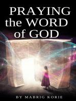 Praying the Word of God