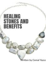 Healing Stones And Benefits