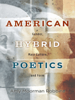 American Hybrid Poetics