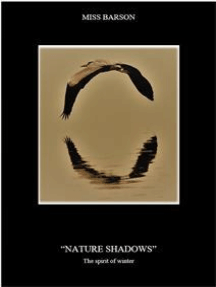 """""""Nature shadows"""" The spirit of winter"""