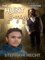 The Hunt Begins (Little Monsters #1)