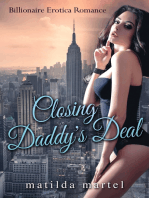 Closing Daddy's Deal