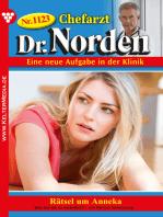 Chefarzt Dr. Norden 1123 – Arztroman