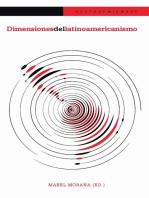Dimensiones del latinoamericanismo
