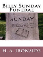 Billy Sunday Funeral