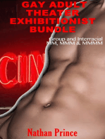 Gay Adult Theater Exhibitionism Bundle