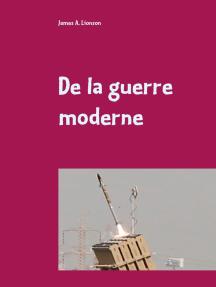 De la guerre moderne