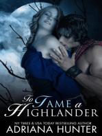To Tame A Highlander (Werewolf Parnormal BBW Romance)