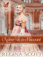 Never Vie for a Viscount