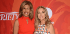 Hoda Kotb In Tears After Kathie Lee Gifford Announces 'Today' Exit