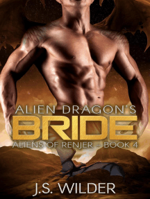 Alien Dragon's Bride: Aliens of Renjer, #4