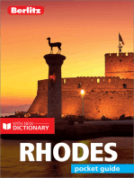 Berlitz Pocket Guide Rhodes (Travel Guide eBook)