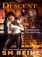 The Descent Series Complete Collection