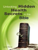 Unlocking Hidden Health Secrets in the Bible