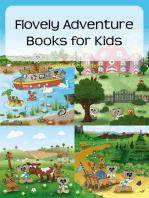 Flovely Adventure Books for Kids: 12 short children´s adventures - Short stories books for kids