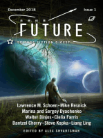 Future Science Fiction Digest, issue 1