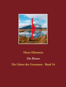 Die Riesen: Die Götter der Germanen - Band 34