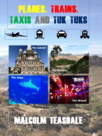 Planes, Trains, Taxis and Tuk Tuks