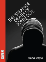 The Strange Death of John Doe (NHB Modern Plays)